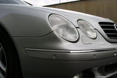 Sensores do estacionamento em um carro Fotos de Stock Royalty Free