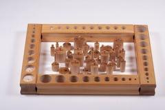 Sensorisch het leren stuk speelgoed stock afbeelding