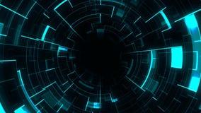 Sensorische Optik lizenzfreie abbildung