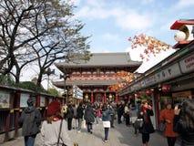 Sensou-ji Stock Images
