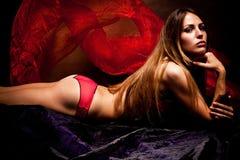 sensual Стоковая Фотография