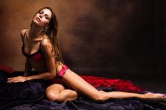 sensual Стоковые Изображения