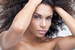 Sensual African Woman Stock Photos