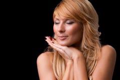 Sensual beauty Royalty Free Stock Photo