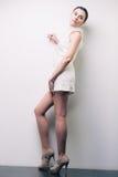 Sensual brunette Royalty Free Stock Image
