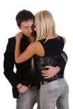 Sensual Couple Stock Photography