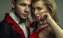 Sensual couple Royalty Free Stock Photography