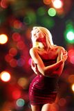 Sensual dance Stock Photos