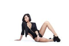 Sensual fashion woman Stock Photo