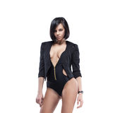 Sensual fashion woman Stock Images