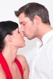 Sensual love Stock Photo
