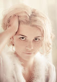Sensual portrait Royalty Free Stock Images