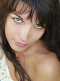Sensual portrait Stock Image
