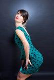 Sensual pose Stock Image