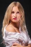 Sensual pretty girl Stock Image
