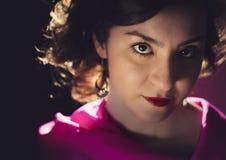 Sensual Turkish woman Royalty Free Stock Images
