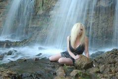 Sensual Woman Stock Photography