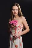 Sensual woman. Royalty Free Stock Photos