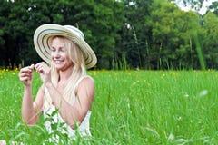 Sensual woman Stock Photos