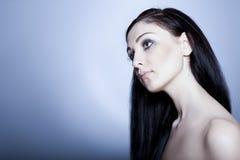 sensual woman model Stock Photos