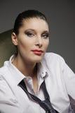 Sensual woman portrait Stock Photos