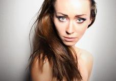 Sensual woman Royalty Free Stock Photos
