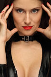 Sensual woman portrait Royalty Free Stock Photography