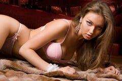 Sensual women. Royalty Free Stock Photo