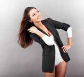 Sensual young woman Stock Photography