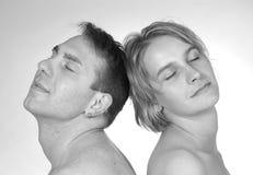 Sensualità Fotografia Stock Libera da Diritti