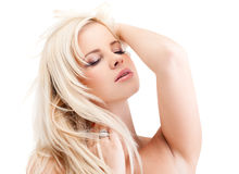Sensuality Royalty Free Stock Photo
