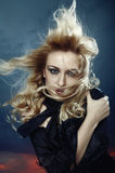 Sensuality Blonde Royalty Free Stock Images