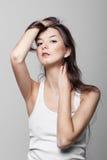 Sensuality woman Stock Photography