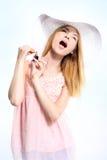Sensueel parfum Royalty-vrije Stock Afbeeldingen