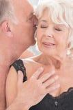 Sensuel et romantique Images libres de droits