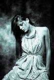 Sensuel et triste Photographie stock libre de droits