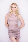Sensuele blond Stock Afbeeldingen
