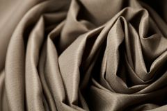 Sensuous Smooth  Satin Royalty Free Stock Image