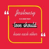 Unique valentine quotes royalty free illustration