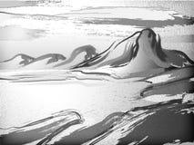 Sentido de la imagen de fondo del estilo chino Imagen de archivo