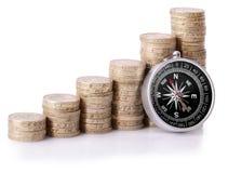 Sentido do dinheiro Imagens de Stock Royalty Free