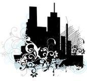 Sentido urbano ilustração do vetor