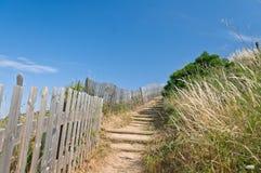 Sentier de randonnée photographie stock libre de droits