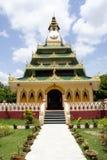 Sentier piéton à la pagoda Images libres de droits