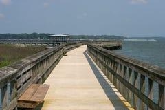 Sentiero costiero Immagine Stock Libera da Diritti