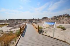 Sentiero costiero dei calanchi immagini stock libere da diritti
