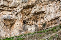 Sentiero degli dei Agerola Włochy Zdjęcia Royalty Free