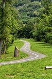 Sentiero-della Veltlin Lombardei, Italien Stockfotografie