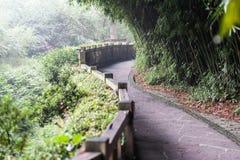 Sentiero didattico Fotografia Stock