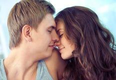 Sentiment de l'amour Photographie stock